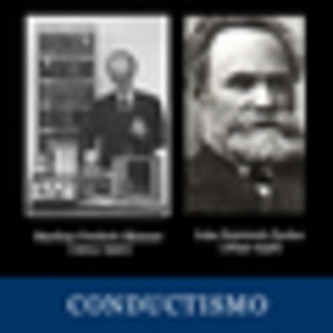 ESCUELA CONDUCTISTA DE LA ADMINISTRACIÓN