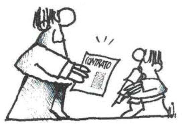 Ley del contrato de trabajo