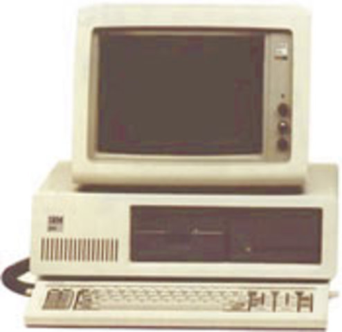 Una microcomputadora
