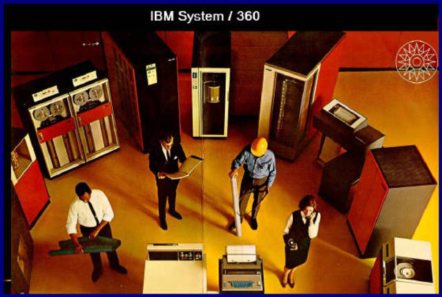 IBM-360 Domina Vntas