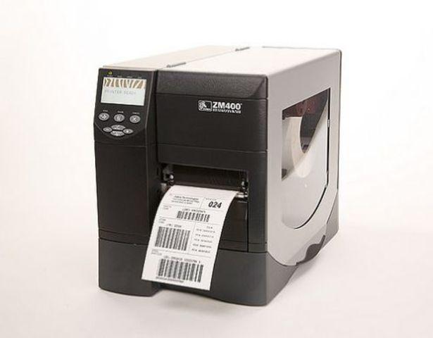 la impresora comercial
