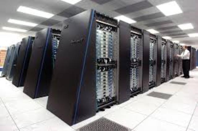 la super computadora
