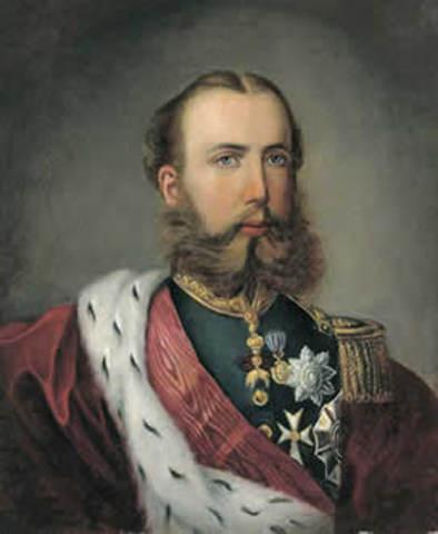 Legislación de Maximiliano de Habsburgo.
