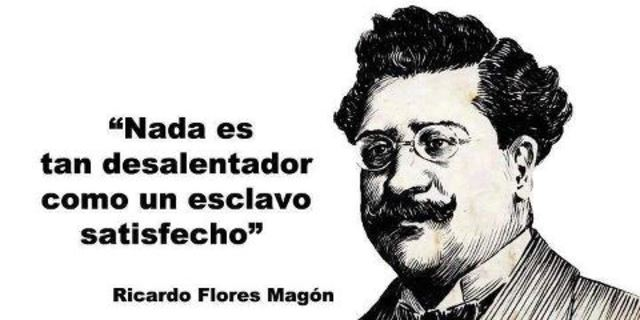 Influencia de Flores Magón.