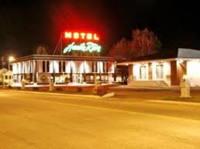 hoteles en las carreteras