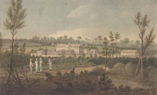 The Parramatta Factory grew as an enclave for pregnant women and also served as an orphanage