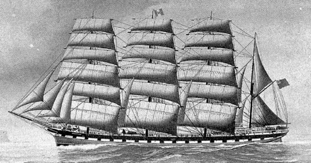 Australia's last convict ship