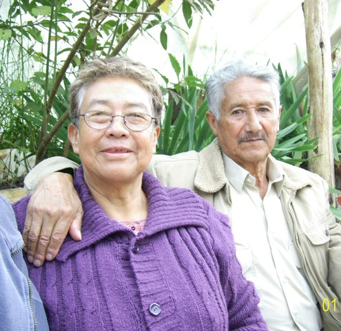 Matrimonio Abuelos Maternos