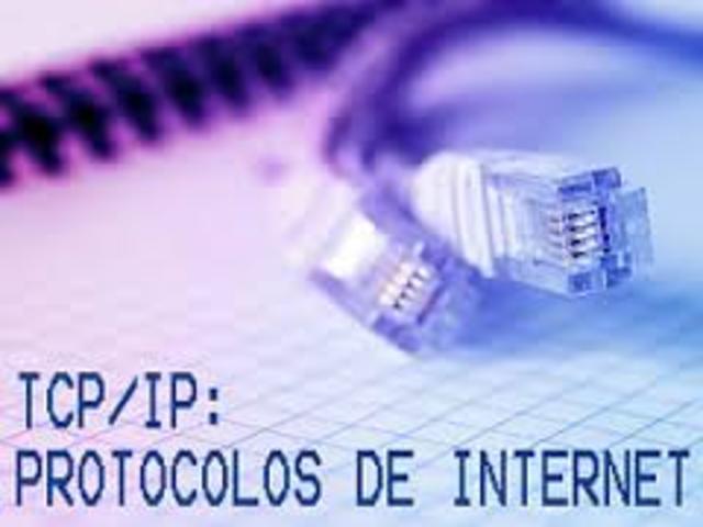 LA CREACION DE TCP/IP