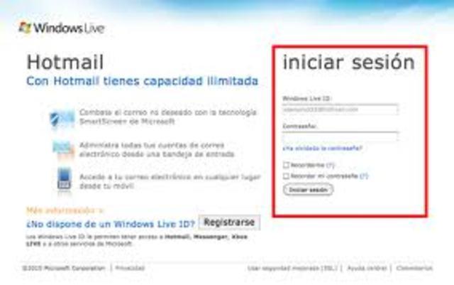 Llega el webmail