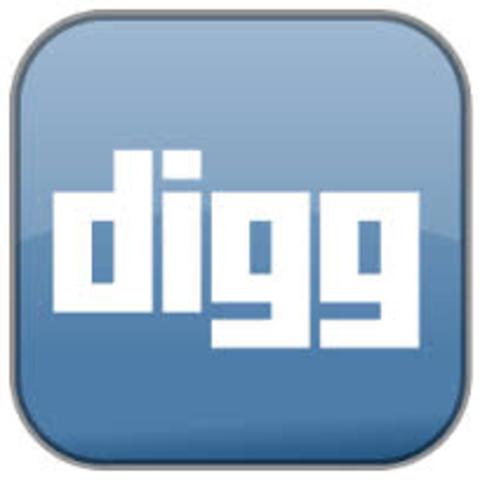 Digg Sitio de Noticias