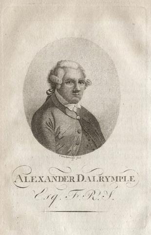 Alexander Dalyrmple