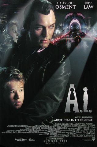 A.I. Artifical Intelligence