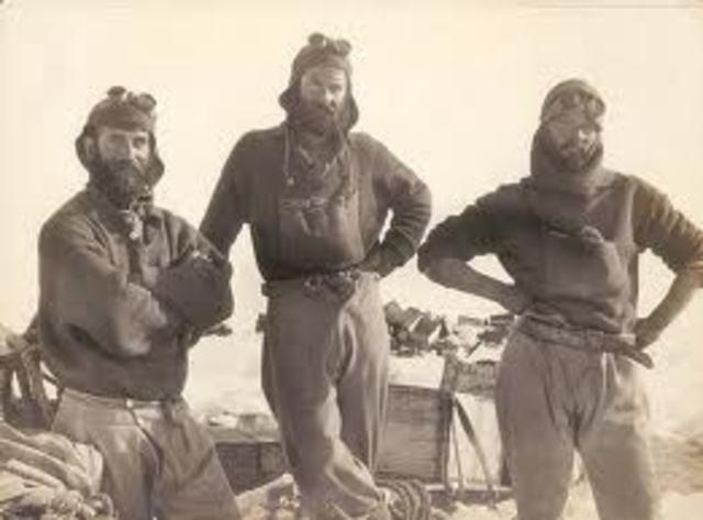 Mawson's Australasian Antarctic Expedition