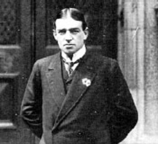 Shackleton Dies