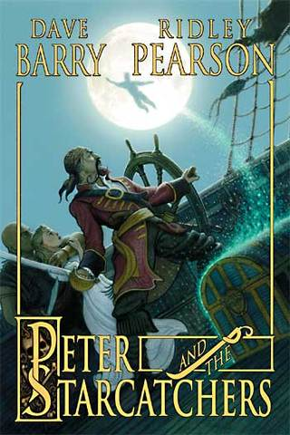 PETER AND THE STARCATCHERS (NOVEL)
