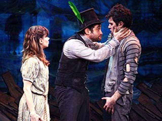 PETER AND THE STARCATCHER (PLAY)