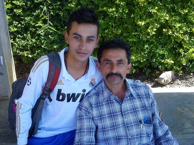 Nace mi padre, Luis Alberto Castillo Cardenas.