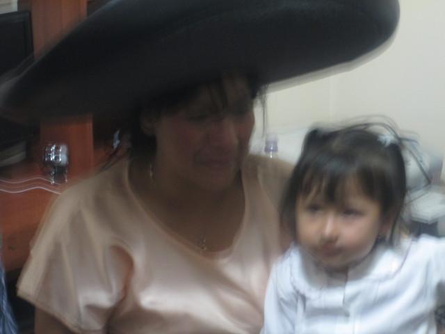 Nace mi Mami, Nelly Ojeda