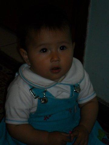 Mi hermana Jeimy Castillo Ojeda.
