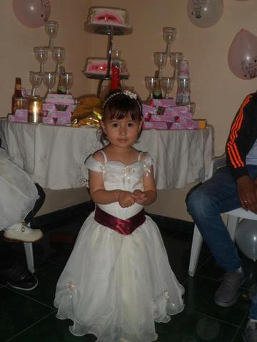 Mi sobrina Laura