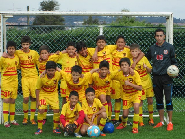 INGRESO A TALENTOS FC