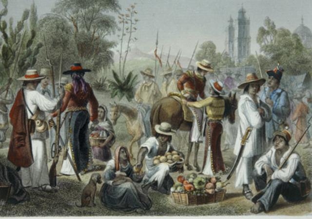 Condiciones Laborales en 1823