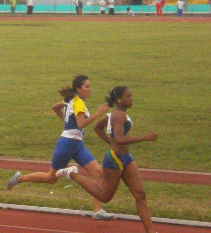 Corriendo como caballo desbocado!