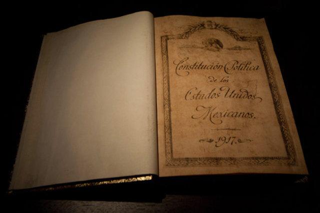 La const. de 1917 y el artículo 123°, del trabajo y la previsión social