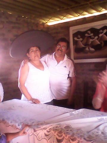 MATRIMONIO PAPAS :D
