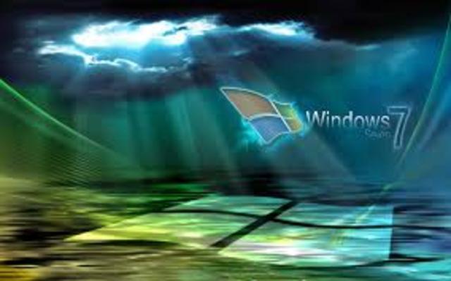 LANZAMIENTO DE WINDOWS 7