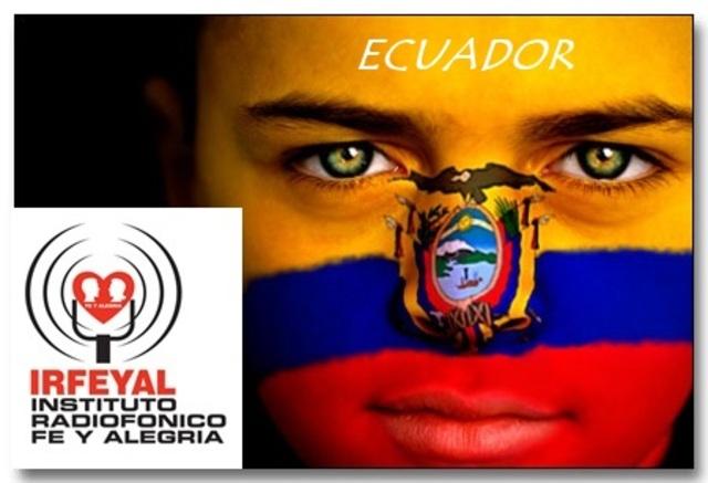 ECUADOR. INSTITUTO RADIOFÓNICO FE Y ALEGRÍA