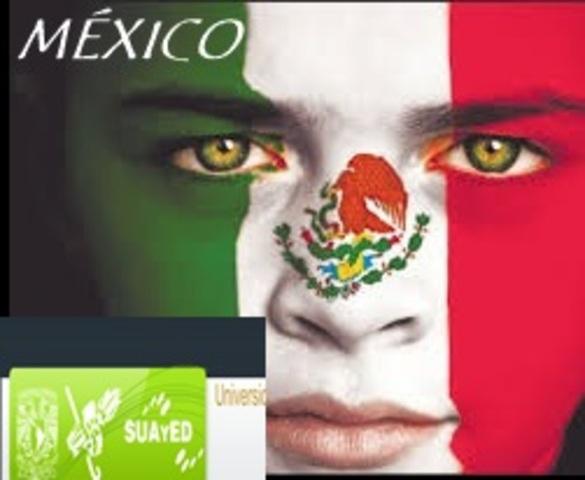 MÉXICO. SISTEMA DE UNIVERSIDAD ABIERTA (SUA)