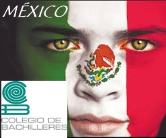 MÉXICO. COLEGIO DE BACHILLERES