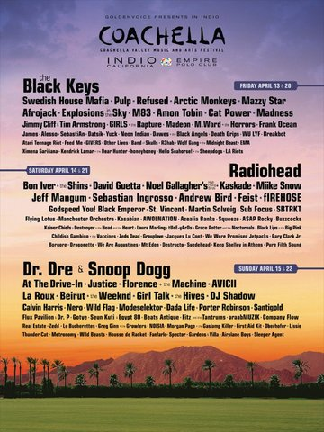 Zedd at Coachella - Huff Post article about him