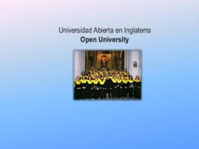 Educación Multimedia Open University Británica
