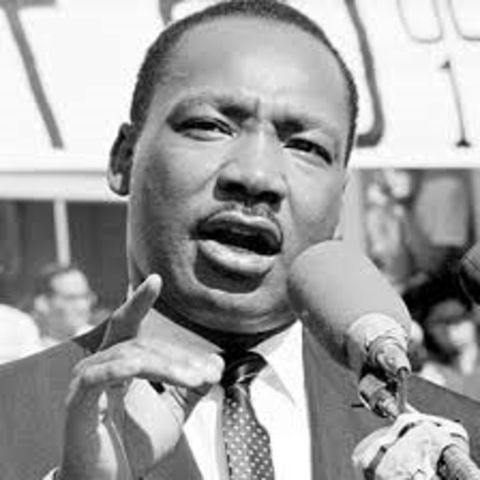 Martin Luther King Jr was Assasinated