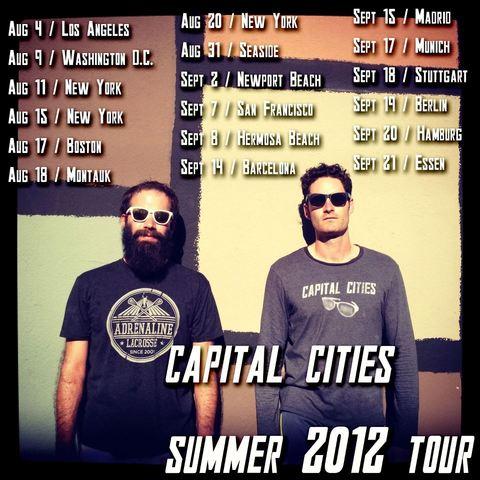 Summer 2012 Tour @ LA