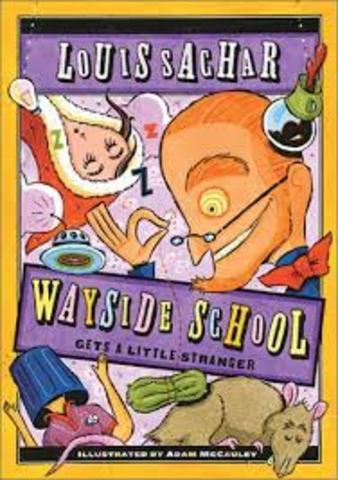 Wadeside School Gets A Little Stranger