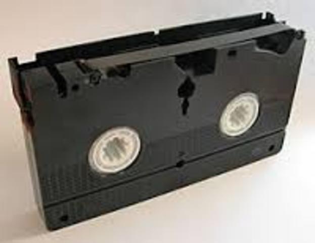 Formats VHS