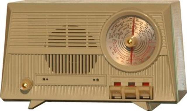 First Transistor Radio sold