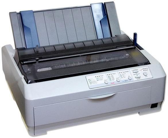 Impresora Dot-Matrix