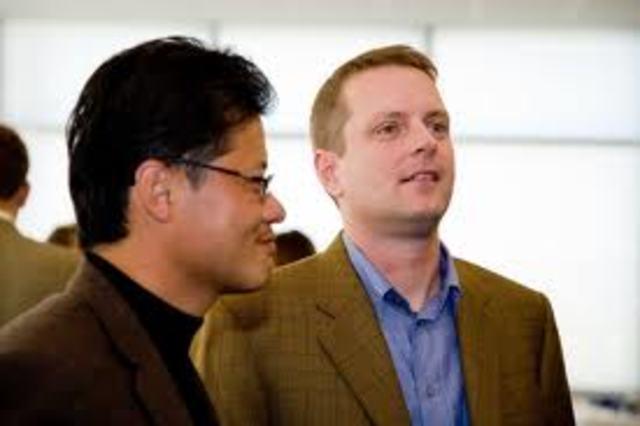 Jerry Yang & David Filo