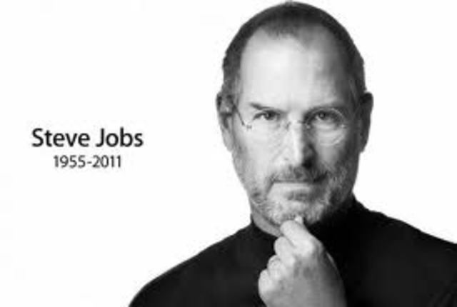 Steve Jobs es cofundador de Apple
