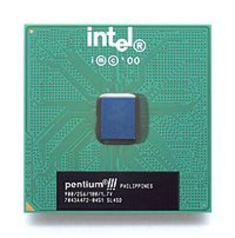 Se lanza el microprocesador Pentium III