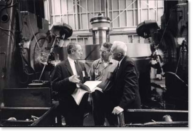 Roethlisberger y Dikson