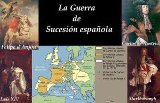 Guerra de Sucesion Española