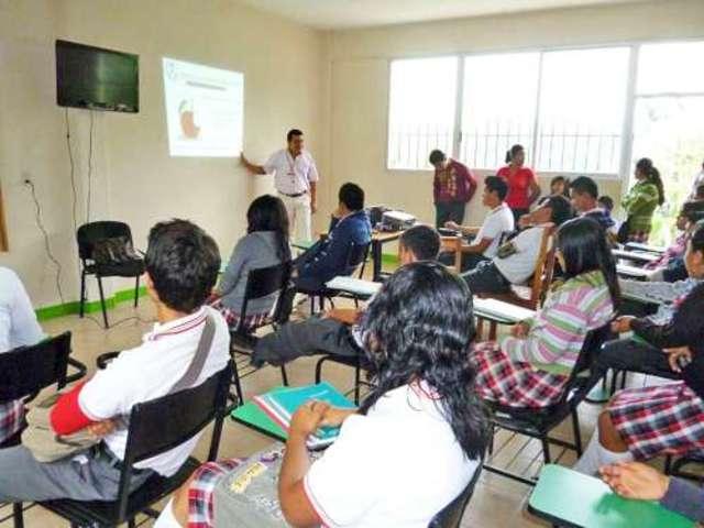 El Telebachillerato en Hidalgo