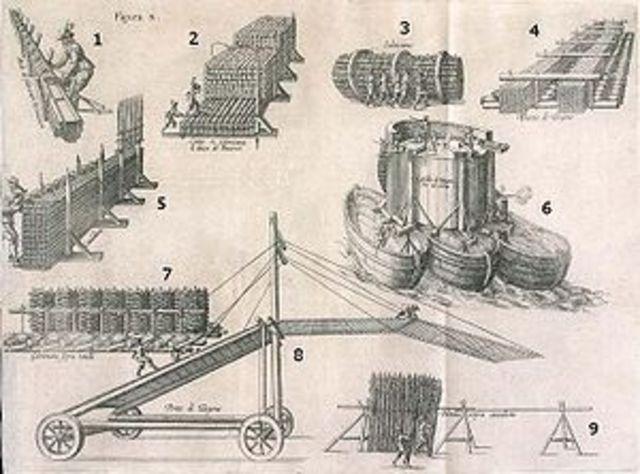 Ingenieria Militar Siglo XVII