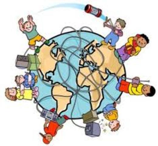 Pueblos y las naciones se incorporen a la sociedad de la información.